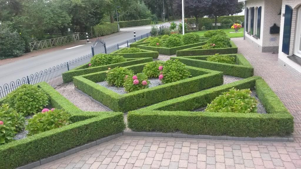 Onderhoud particulieren tuinen